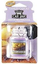 Düfte, Parfümerie und Kosmetik Auto-Lufterfrischer Lemon Lavender - Yankee Candle Lemon Lavender Jar Ultimate