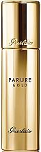 Düfte, Parfümerie und Kosmetik Flüssige Foundation mit LSF 30 und verjüngendem Effekt - Guerlain Parure Gold Fluid Foundation