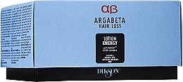 Düfte, Parfümerie und Kosmetik Energetisierende Lotion gegen Haarausfall in Ampullenform - Dikson Argabeta Hair Loss Lozione Energy