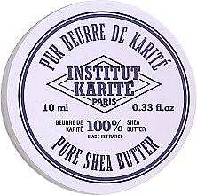 Düfte, Parfümerie und Kosmetik 100% Reine unparfümierte Sheabutter für Körper, Gesicht und Haar - Institut Karite Fragrance-free Shea Butter
