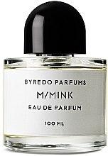 Düfte, Parfümerie und Kosmetik Byredo M/Mink - Eau de Parfum