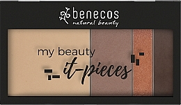 Düfte, Parfümerie und Kosmetik Make-up Palette (Refill) - Benecos It-Pieces Freaking Hot Palette Refill