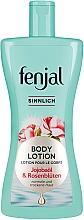 Düfte, Parfümerie und Kosmetik Körperlotion mit Jojobaöl und Rosenblüten für normale und trockene Haut - Fenjal Body Lotion Sensual With Jojoba Oil And Rose Petals