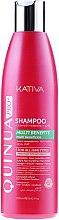 Düfte, Parfümerie und Kosmetik Farbschutz-Shampoo für coloriertes Haar - Kativa Quinua PRO Shampoo
