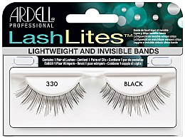 Düfte, Parfümerie und Kosmetik Künstliche Wimpern - Ardell LashLites Black 330