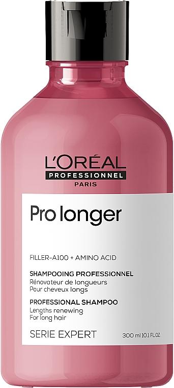 Längenerneuerndes Shampoo für alle Haartypen - L'Oreal Professionnel Pro Longer Lengths Renewing Shampoo