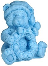 Düfte, Parfümerie und Kosmetik Handgemachte Naturseife Teddybär mit Fruchtduft - LaQ Happy Soaps Natural Soap