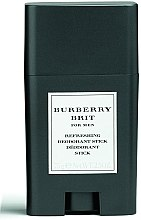 Düfte, Parfümerie und Kosmetik Burberry Brit for men - Deostick