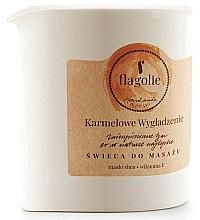 Düfte, Parfümerie und Kosmetik Massagekerze Caramel Smoothing - Flagolie Caramel Smoothing Massage Candle