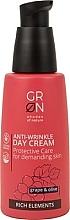 Düfte, Parfümerie und Kosmetik Anti-Falten Tagescreme mit Trauben und Olive - GRN Rich Elements Grape & Olive Day Cream