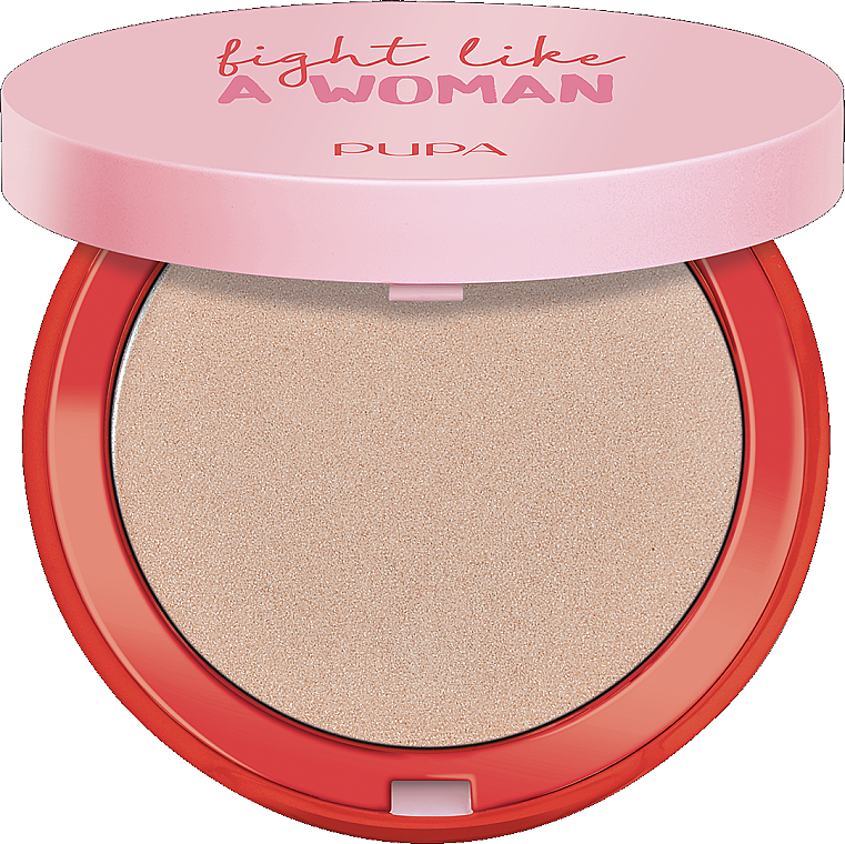 Highlighter - Pupa Fight A Like Woman Highlighter