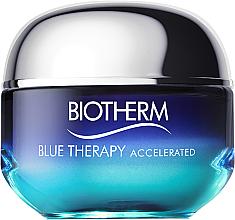 Düfte, Parfümerie und Kosmetik Gesichtscreme zur Milderung von Zeichen der Hautalterung - Biotherm Blue Therapy Accelerated Cream