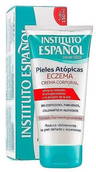 Gesiochtscreme für atopische Haut - Instituto Espanol Atopic Skin Restoring Eczema