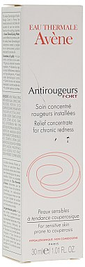 Intensivpflegecreme bei Rötungen - Avene Soins Anti-Rougeurs Relief Concentrate For Chronic Readness — Bild N1