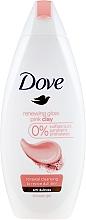 Düfte, Parfümerie und Kosmetik Duschgel mit rosa Tonerde - Dove Renewing Glow Pink Clay Shower Gel