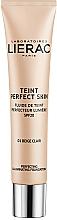 Düfte, Parfümerie und Kosmetik Teint-perfektionierende Dermo-Foundation - Lierac Teint Perfect Skin Illuminating Fluid SPF 20