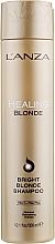 Düfte, Parfümerie und Kosmetik Heilendes Shampoo für natütrlich blondes und aufgehelltes Haar - L'anza Healing Blonde Bright Blonde Shampoo
