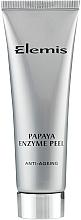 Düfte, Parfümerie und Kosmetik Glättendes und reinigendes Gesichtspeeling mit Fruchtenzymen aus Papaya und Ananas - Elemis Papaya Enzyme Peel
