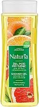 "Düfte, Parfümerie und Kosmetik Duschgel ""Grapefruit & Orange"" - Joanna Naturia Grapefruit and Orange Shower Gel"