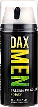 Düfte, Parfümerie und Kosmetik Regenerierender und beruhigender After Shave Balsam - DAX Men