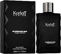 Düfte, Parfümerie und Kosmetik Korloff Paris No Ordinary Man - Eau de Parfum