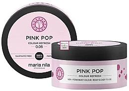 Düfte, Parfümerie und Kosmetik Pflegende Tönungsmaske ohne permanente Farbpigmente - Maria Nila Colour Refresh Mask