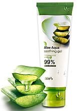 Düfte, Parfümerie und Kosmetik Beruhigendes und feuchtigkeitsspendendes Körpergel mit Aloe für Gesicht, Körper, Haare und Nägel - Skin79 Aloe Aqua Soothing Gel