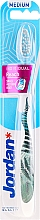 Düfte, Parfümerie und Kosmetik Zahnbürste mittel farngrün - Jordan Individual Reach Toothbrush