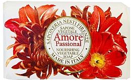 Düfte, Parfümerie und Kosmetik Pflegende Seife mit Vanillen-, Mandel- und Orangenduft - Nesti Dante Amore Passional Nourishing Vegetable Soap