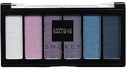 Düfte, Parfümerie und Kosmetik Lidschattenpalette - Gabriella Salvete Smokey Eye Shadow