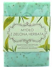 Düfte, Parfümerie und Kosmetik Naturseife mit grünem Tee - Scandia Cosmetics
