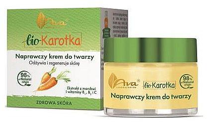 Gesichtscreme mit Karotten - Ava Laboratorium Bio Karotka Face Cream