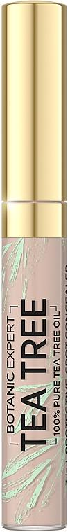 Antibakterieller Gesichtsconcealer gegen Akne, Pickel und Rötungen mit 100% natürlichem Teebaumöl - Evelive Cosmetics Botanic Expert Tea Tree Protective Spot Antibacterial Concealer