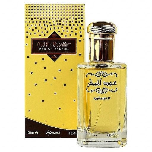 Rasasi Oudh Al Mubakhar - Eau de Parfum