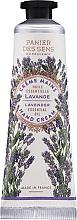 Düfte, Parfümerie und Kosmetik Handcreme mit Lavandelduft - Panier Des Sens Hand Cream Lavanda