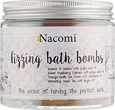 Düfte, Parfümerie und Kosmetik Brausende Badebomben 4 St. - Nacomi Mix Bath Bomb