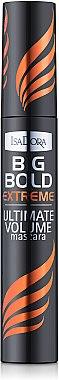 Wimperntusche für mehr Volumen - IsaDora Big Bold Extreme Mascara