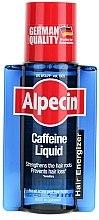 Düfte, Parfümerie und Kosmetik Stärkendes Wasser mit Koffein-Komplex gegen Haarausfall - Alpecin Liquid