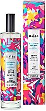 Düfte, Parfümerie und Kosmetik Körpernebel mit Zitronenwasser - Baija Delirium Floral Body Mist