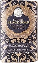 Düfte, Parfümerie und Kosmetik Luxuriöse Naturseife mit Aktivkohle - Nesti Dante Luxury Black Soap