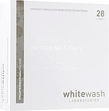 Düfte, Parfümerie und Kosmetik Zahnaufhellungsstreifen - WhiteWash Laboratories Professional Whitening Strips
