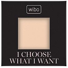 Düfte, Parfümerie und Kosmetik Kompakter Gesichtspuder Nachfüller - Wibo I Choose What I Want HD Banana Powder