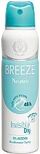Düfte, Parfümerie und Kosmetik Breeze Deo Spray Neutro 48h - Deospray