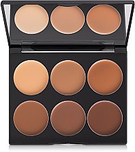 Düfte, Parfümerie und Kosmetik Highlighter Gesichtspalette - Sleek MakeUP Cream Contour Kit
