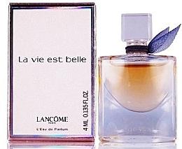 Düfte, Parfümerie und Kosmetik Lancome La Vie Est Belle - Eau de Parfum (Mini)