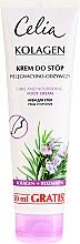 Düfte, Parfümerie und Kosmetik Tief pflegende Hand- und Fußcreme - Celia Collagen Foot Cream
