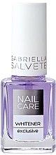 Düfte, Parfümerie und Kosmetik Aufhellender Nagellack - Gabriella Salvete Nail Care Whitener Exlusive