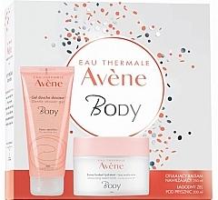 Düfte, Parfümerie und Kosmetik Körperpflegeset - Avene Body Eau Thermale (Körperlotion 250ml + Duschgel 200ml)