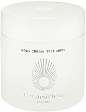 Düfte, Parfümerie und Kosmetik Reichhaltige und pflegende Körpercreme mit Mandelöl - Omorovicza Body Cream