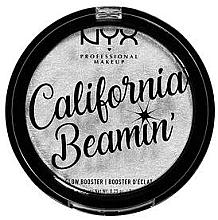 Düfte, Parfümerie und Kosmetik Highlighter - NYX Professional Makeup California Beamin' Glow Booster